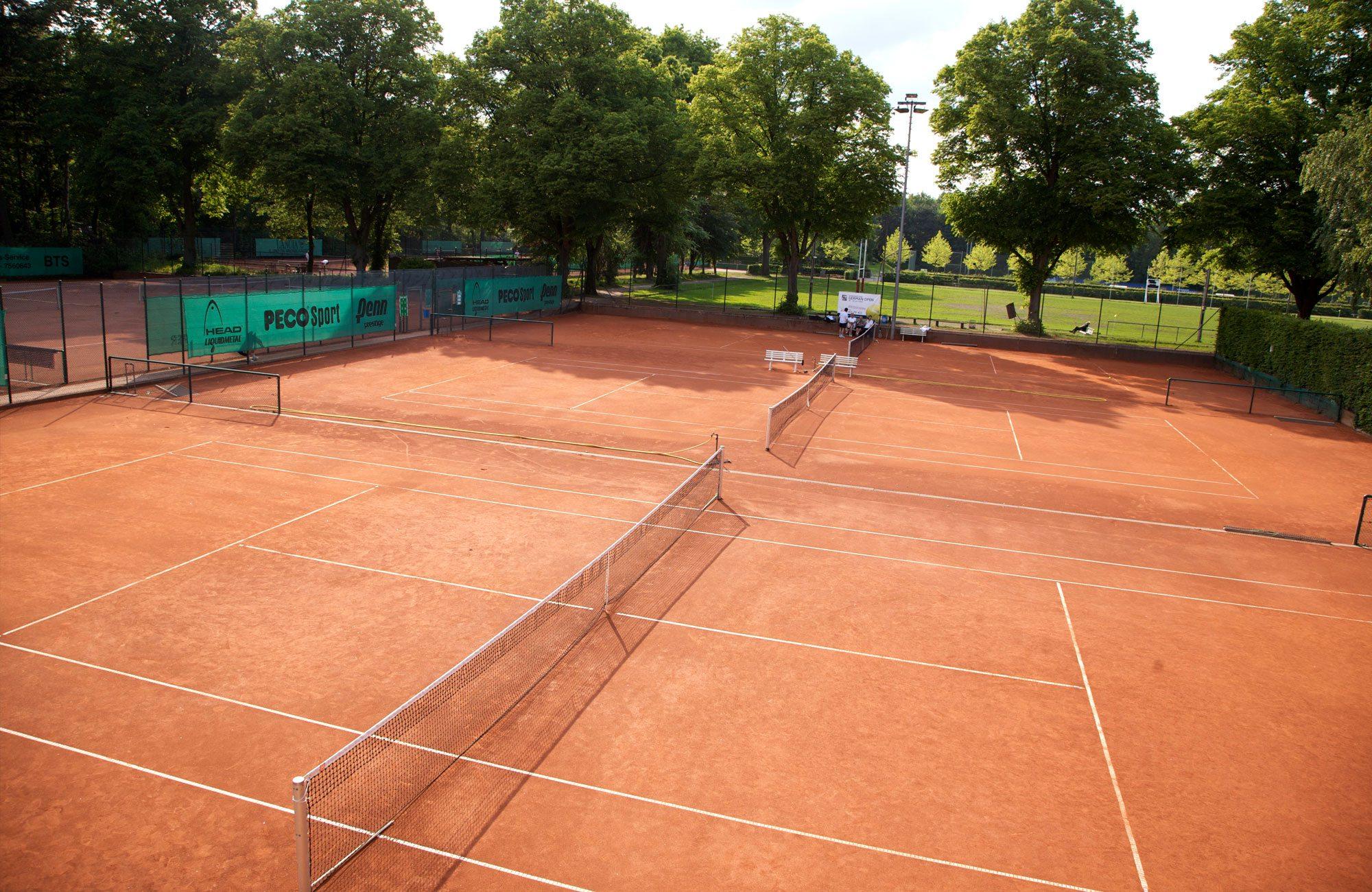 Horn Hamm Tennis